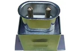 Разъем термостойкий вилка роснагрев-РТ05