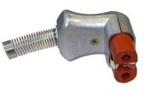 Разъем термостойкий вилка роснагрев-РТ08