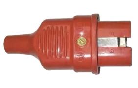 Разъем термостойкий вилка роснагрев-РТ10