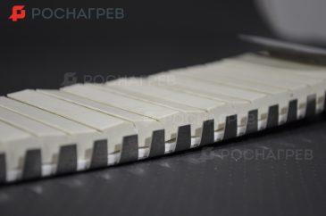 Плоские керамические нагреватели