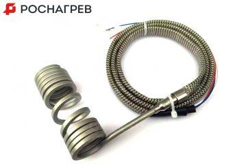 Спиральные (витковые) нагреватели